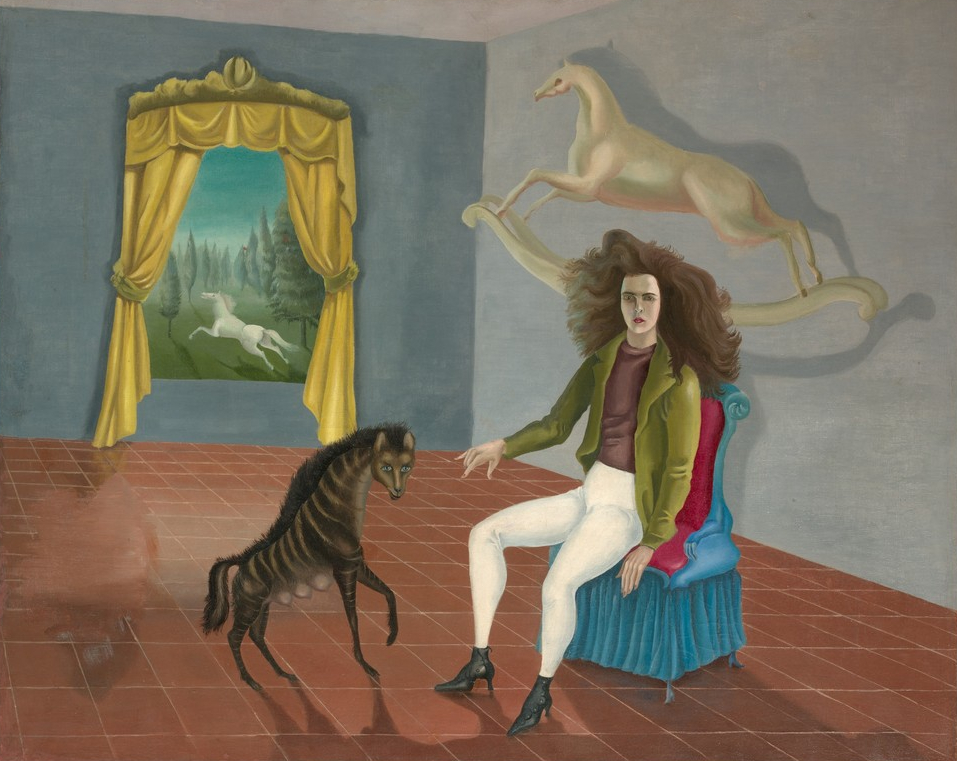 Leonora Carrington, Self-Portrait, 1937-38